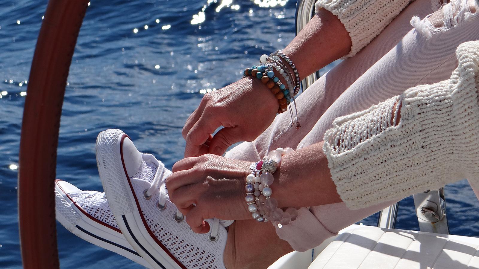 perljana Armbänder